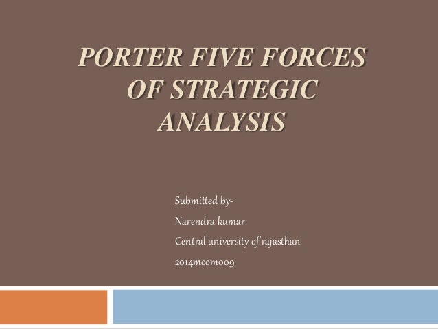 five forces analysis of thorntons Why is this question important porter's five forces analysis tool is a simple but powerful tool for understanding where the market power axis lies in a business situation.