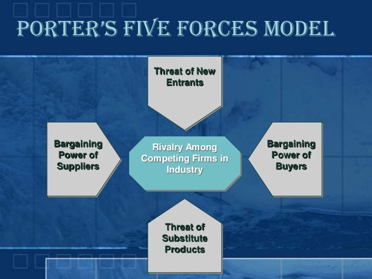 porters five forces washing machine The idea of the value chain is based on the process view of organisations, the idea of seeing a manufacturing (or service) organisation as a system, made up of subsystems each with inputs, transformation processes and outputs.