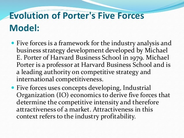 toy industry porter five forces Now you'll need to outline what's happening in the industry from a number of wide angles that would help the reader of your business  porter's 5 forces.