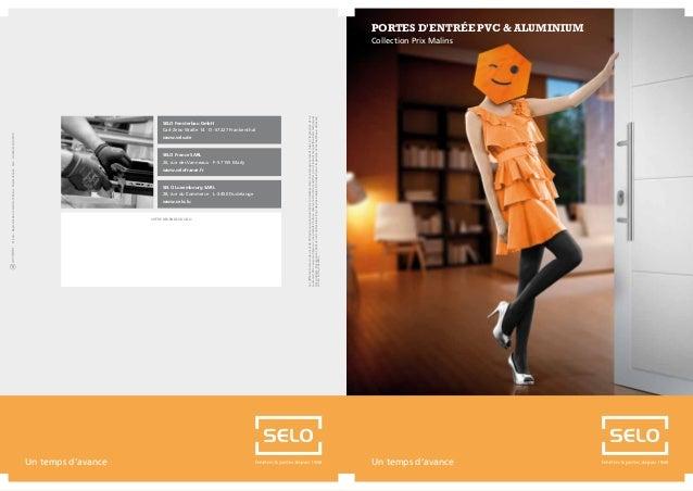 © Selo · Reproduction interdite | Photos: Pascal Volpez · Selo · Antidote | 04/2013  SELO Fensterbau GmbH  Carl-Zeiss-S...