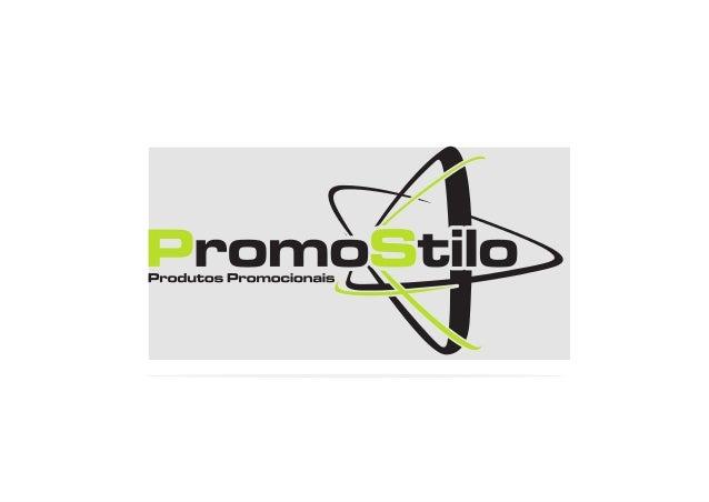 PromoStilo Produtos Promocionais