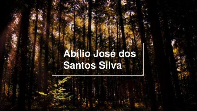 Abílio José dos Santos Silva