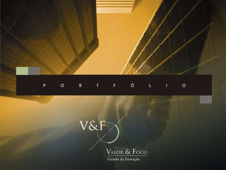 Portfólio V&F