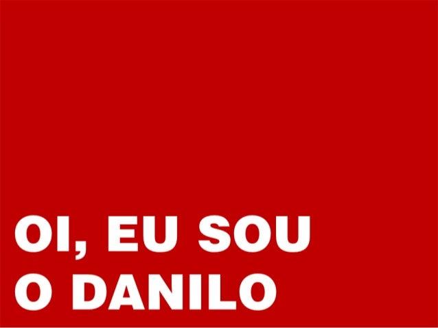 Portfólio - Danilo Augusto de Oliveira
