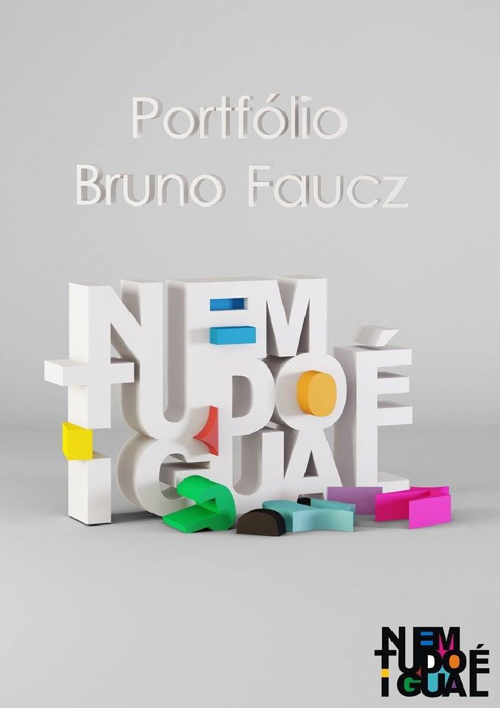Portfólio Bruno Faucz