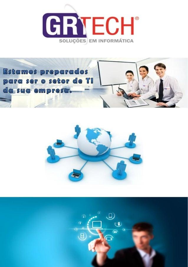  Manutenção e Suporte a todo parque de informática;  Manutenção de Servidores (Windows ou Linux);  Manutenção Preventiv...