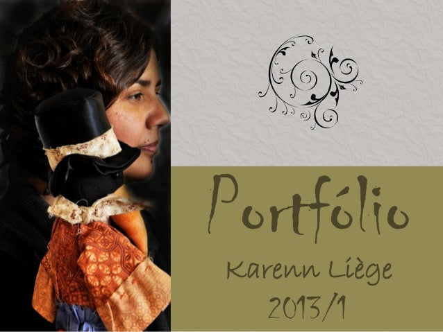 Portfólio Karenn Liège 2013/1
