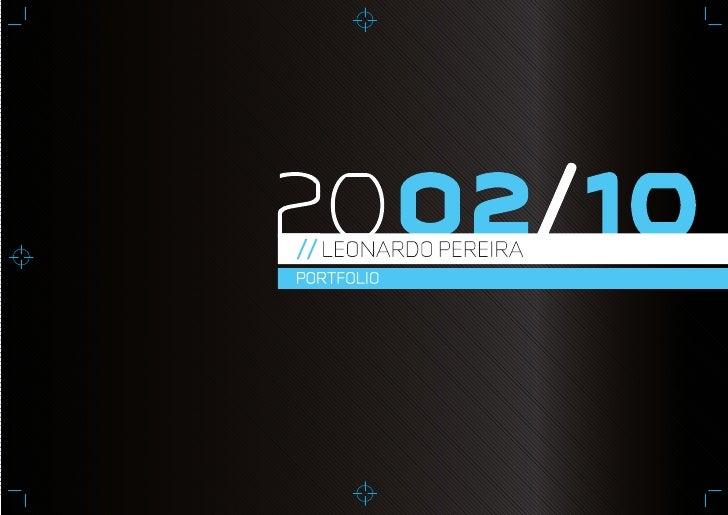 """http://www.vimeo.com/10158223  Ou no seguinte caminho de pastas:  1- """"Portfólio_2002-2010_Leonardo Pereira"""" 2- """"Audiovisua..."""
