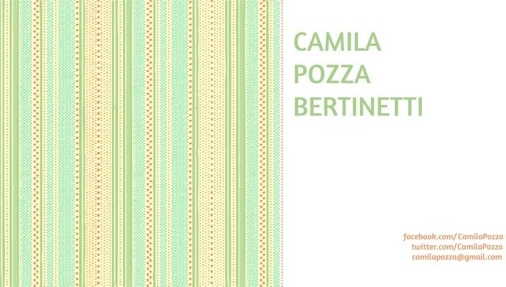 Portfólio Planejamento Camila Pozza