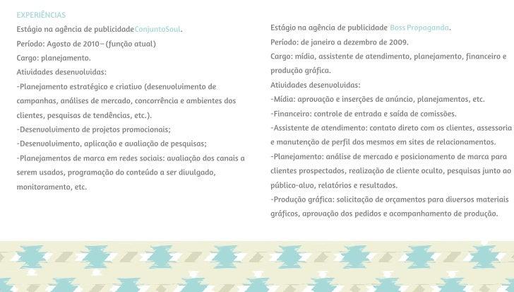 Portfólio Planejamento Camila Pozza Slide 3