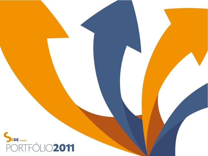 DE .com.brPORTFÓLIO2011