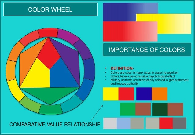 Welcome to Color Matters