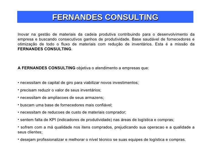 Inovar na gestão de materiais da cadeia produtiva contribuindo para o desenvolvimento da empresa e buscando consecutivos g...