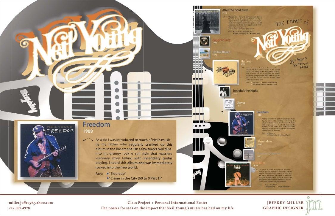 jeff miller graphic design portfolio - Graphic Design Project Ideas For Portfolio