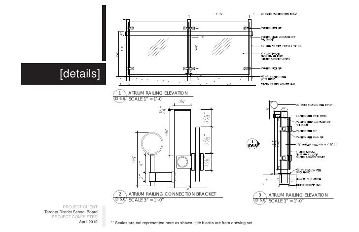 glass railing detail drawing pictures to pin on pinterest. Black Bedroom Furniture Sets. Home Design Ideas