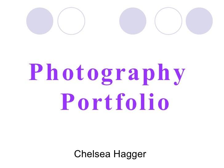 Chelsea Hagger Photography  Portfolio