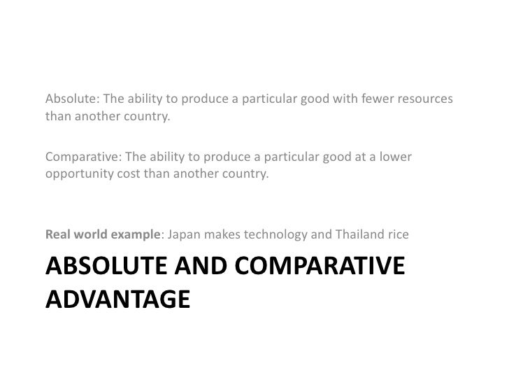 rice consumption and comparative advantage in thailand Policy analysis matrix, comparative advantage, rice production,  the consumption of rice has increased  the tripling of thai rice price and other .