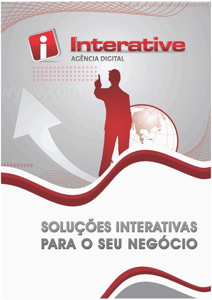 Portfólio Online Interative Web