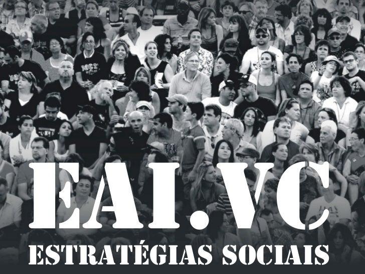 eai.vcestratégias sociais