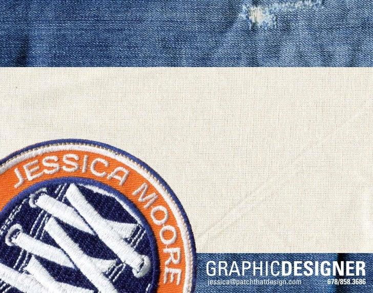 GRAPHICDESIGNER jessica@patchthatdesign.com   678/858.3686