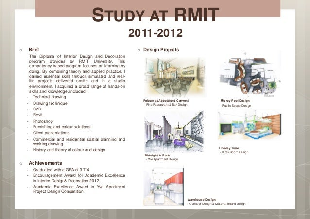 4 STUDY AT RMIT