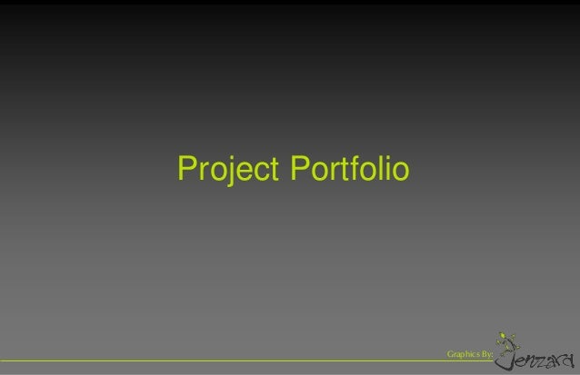 Graphics By: Project Portfolio