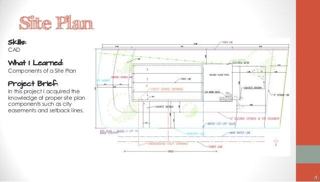 Stephen F Austin Design Portfolio – City Of Austin Site Plan Application