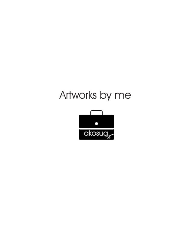 Artworks by me