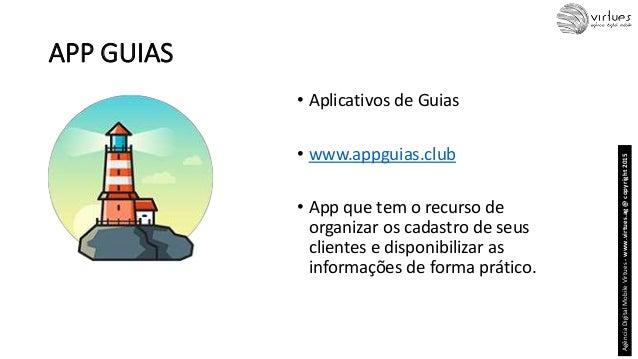 APP GUIAS • Aplicativos de Guias • www.appguias.club • App que tem o recurso de organizar os cadastro de seus clientes e d...