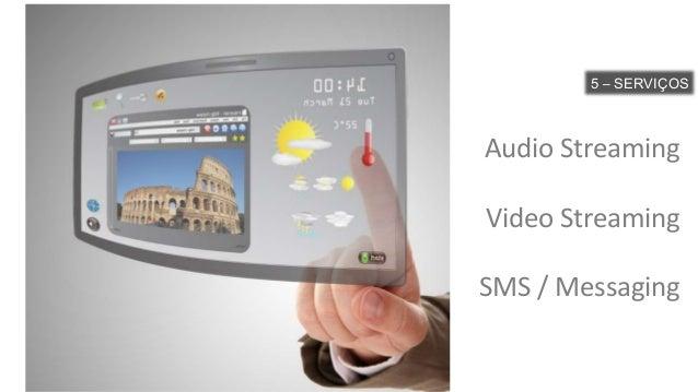 virtues Media & Apps 5 – SERVIÇOS AgênciaDigitalMobileVirtues-www.virtues.ag@copyright2015 Audio Streaming Video Streaming...