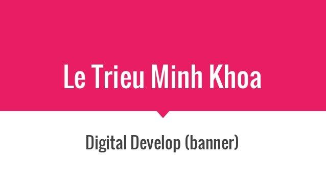 Le Trieu Minh Khoa Digital Develop (banner)