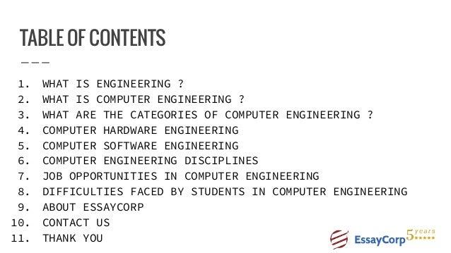Computer Engineering Assignment Help – Computer Engineer Job Description