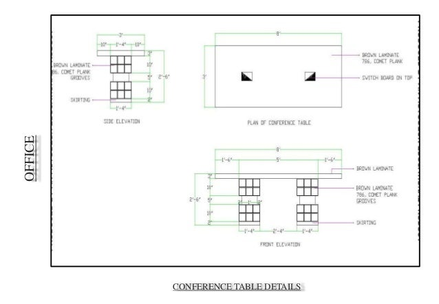 conference table floor plans monika interior designer portfolio