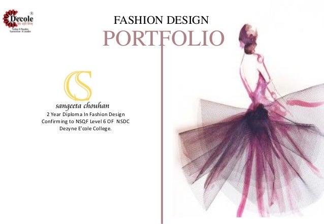 Sangeeta Chouhan Fashion Design Student Nsqf Level 6