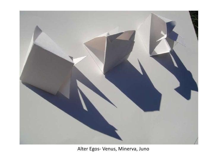 Alter Egos- Venus, Minerva, Juno<br />
