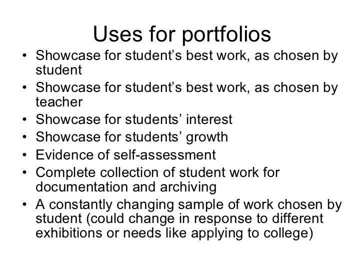 best work portfolio