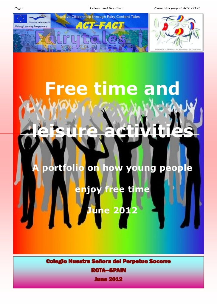 Page                   Leisure and free time   Comenius project ACT FILE         Free time and       leisure activities   ...