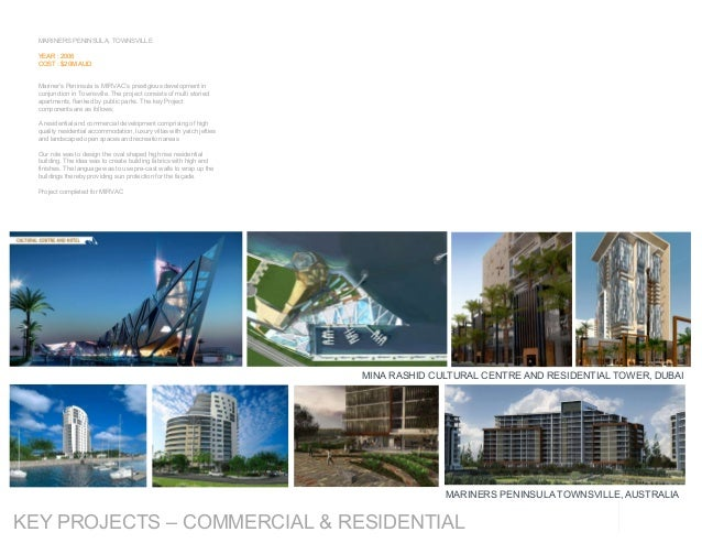 Project Completed For MIRVAC; 13.
