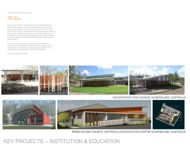Project Completed For GHD; 9.