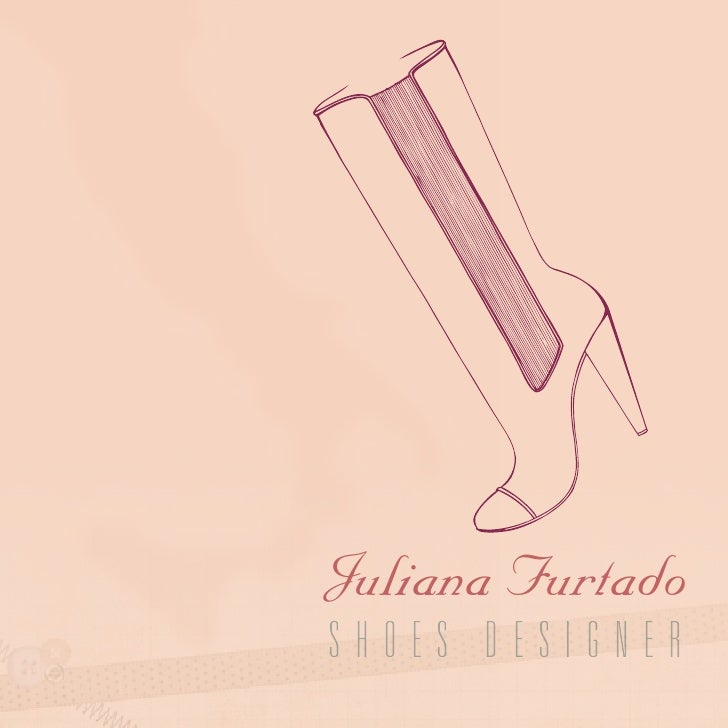 Juliana Furtado SHOES DESIGNER