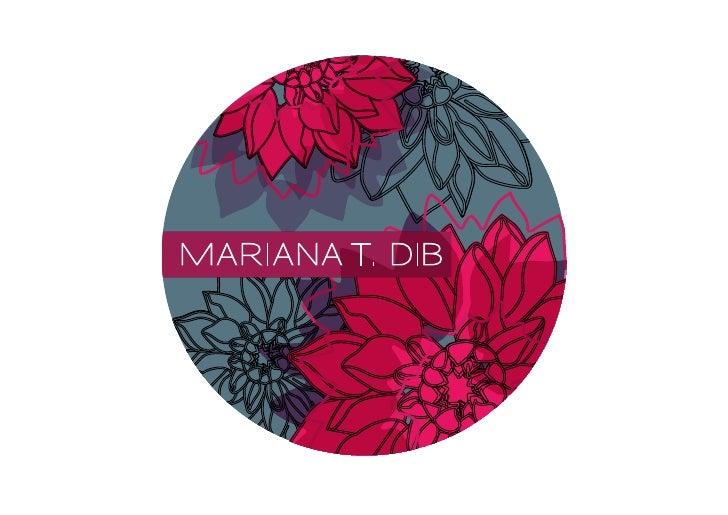 MARIANA T. DIB