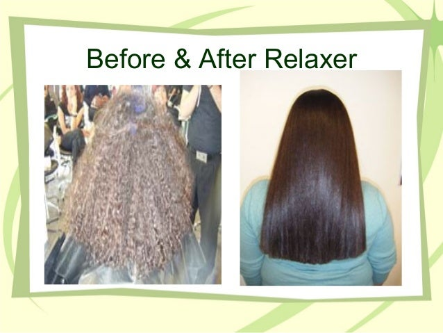 Styled After Relaxer 16