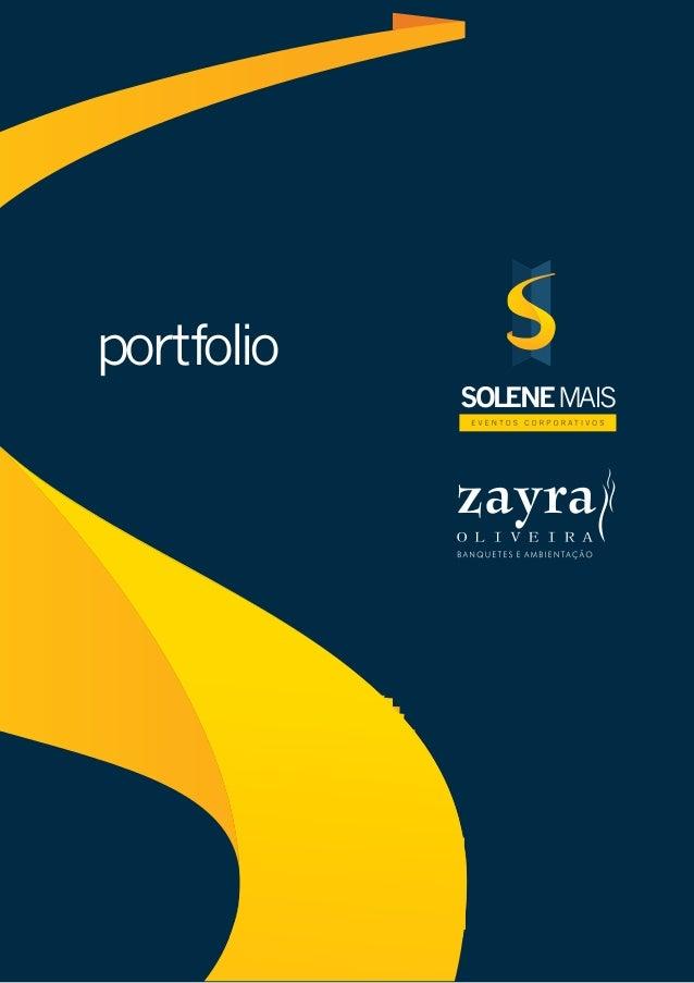portfolio SOLENE MAIS