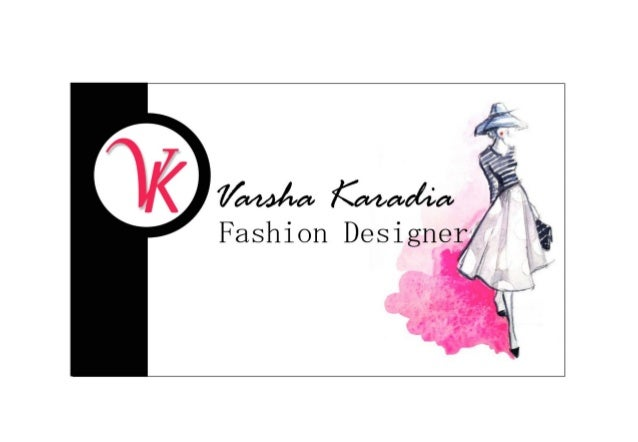 PORTFOLIO Varsha Karadia 2nd Year Diploma In Fashion Design Conforming To NSQF Level 6 Of NSDC Dezyne E'cole College , Ajm...