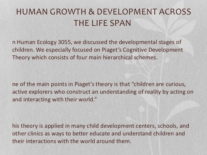Life span development essays