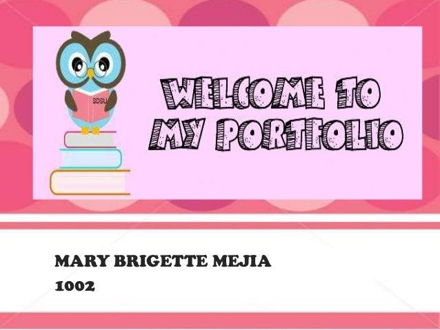 MARY BRIGETTE MEJIA1002