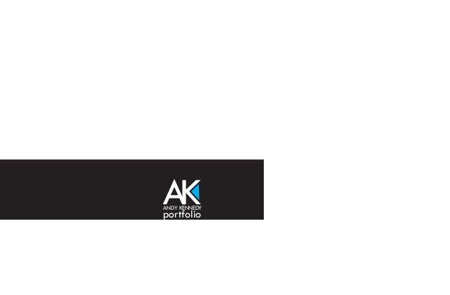 portfolio ANDY KENNEDY