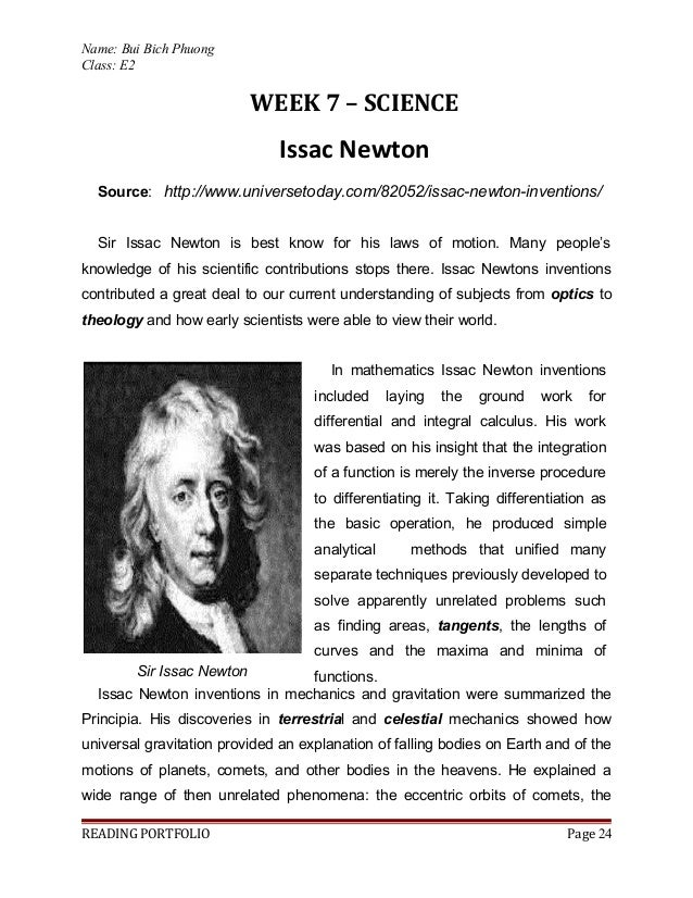 an introduction to the life of isaac newton I thought newton only discovered gravity an engraving of sir isaac newton by caroline hulot i thought newton only discovered gravity an engraving of sir isaac newton by arizona state university school of life sciences ask a biologist site name: asu - ask a biologist date published.