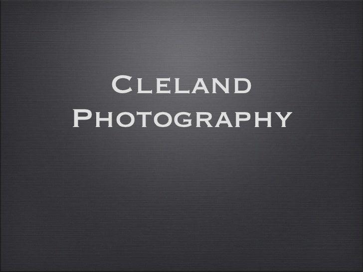 Cleland Photography