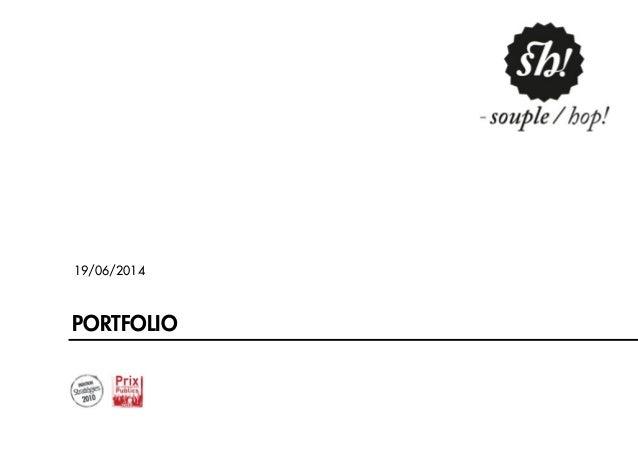 19/06/2014  PORTFOLIO